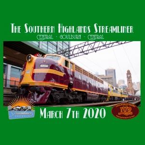 The Southern Highlands Streamliner