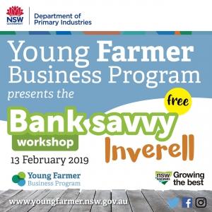 Bank Savvy Workshop INVERELL