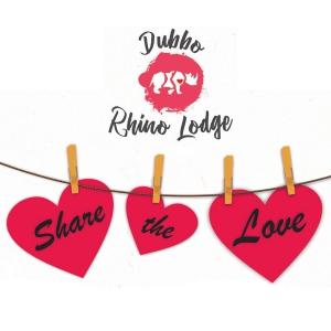 Rhino Lodge Valentine's Day