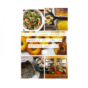 Healthy Lunchbox Workshop