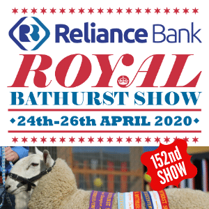 Royal Bathurst Show 2020