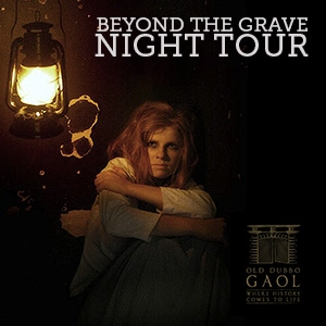 Beyond the Grave Night Tour - Old Dubbo Gaol