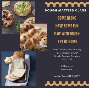 Dough Matters Class