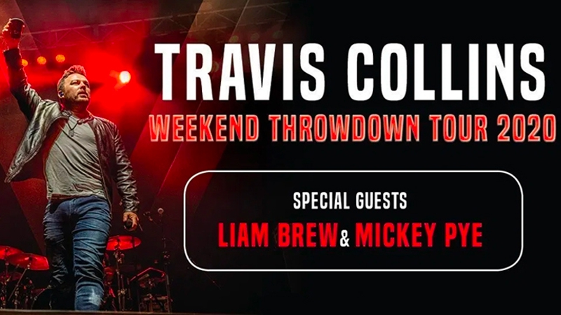 Travis Collins 'Weekend Throwdown Tour'