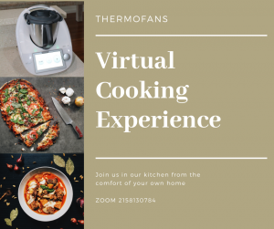 Thermomix Virtual Cooking Exerience