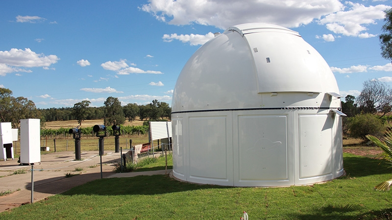 Dubbo Observatory Astrophotography Tour